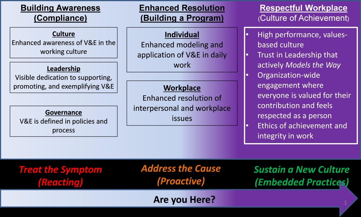 Maturity Model of Transformational Change